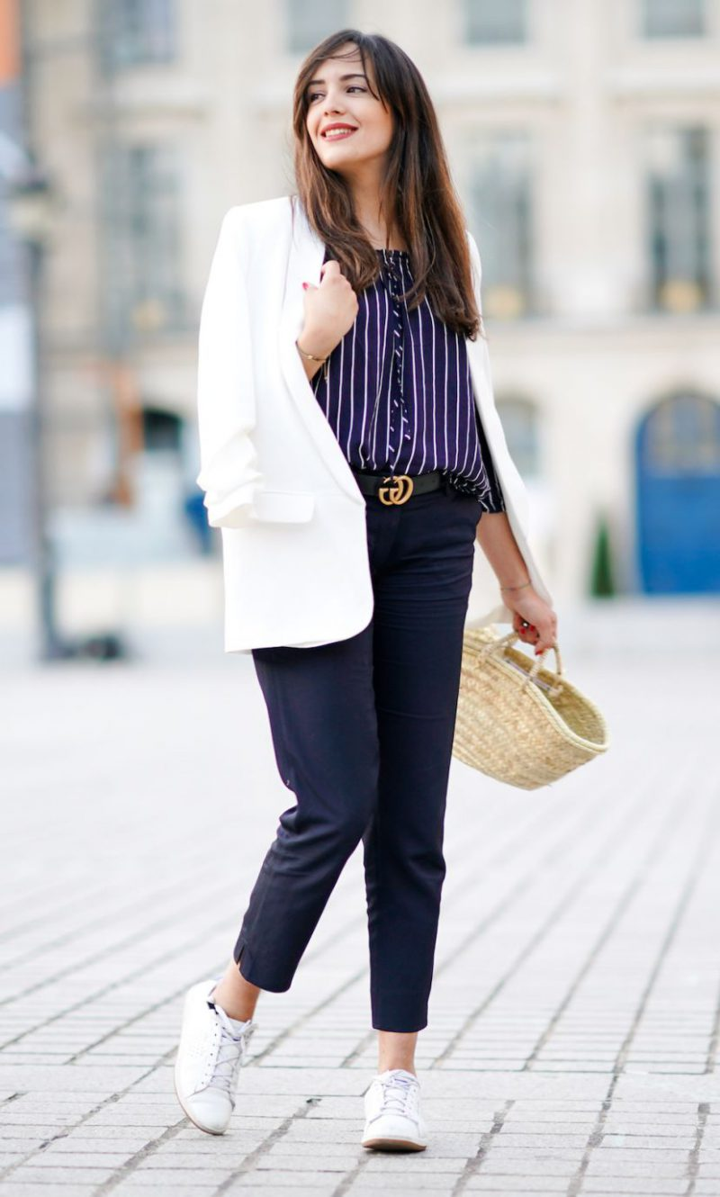 Workwear Rules For Stylish Office Girls 2019