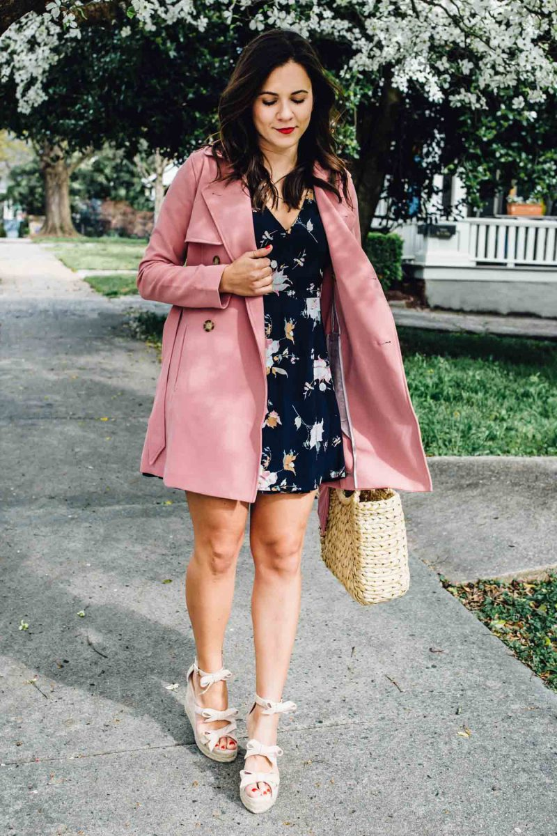 2018 Wrap Dresses For Women Street Style (21)