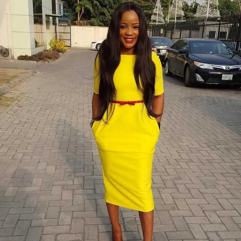 The Yellow Dress Trend Best Styles 2019 ⋆ FashionTrendWalk.com