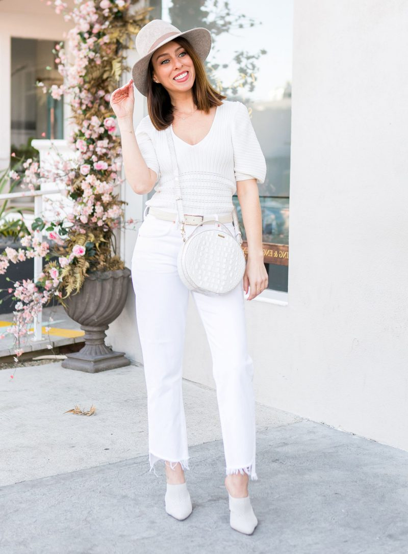 bf3316e653b All White Party Outfit Ideas For Women 2019 ⋆ FashionTrendWalk.com