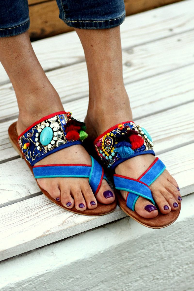10 Perfect Sandals For Women 2019