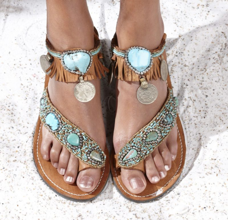 The Boho Girl Sandals To Try Now 2020