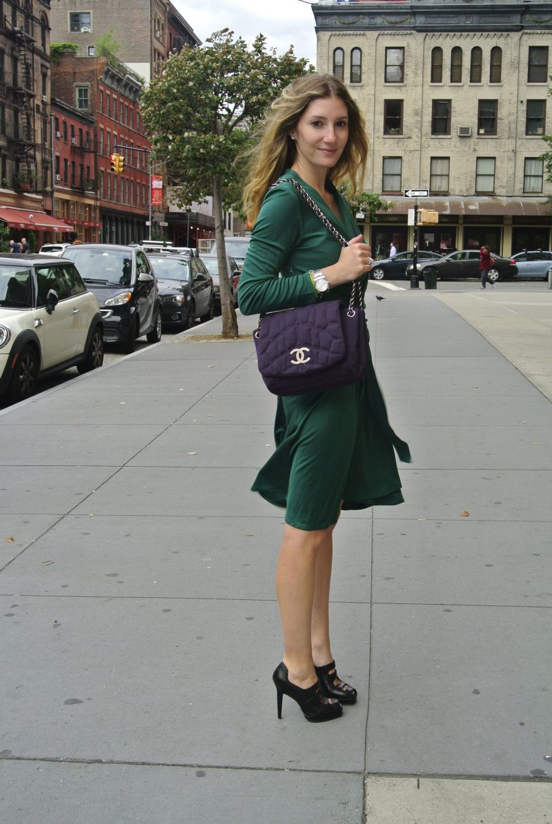 Green Dresses Best Street Style Ideas 2019