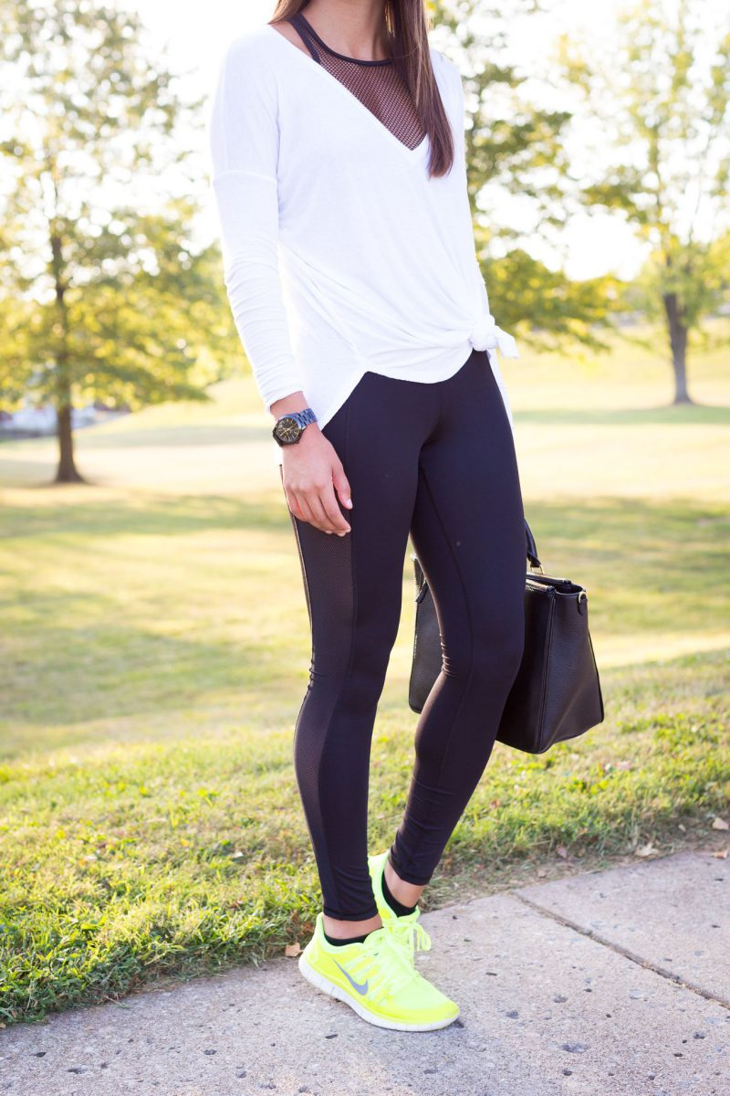 What to Wear With Leggings This Fall 2019