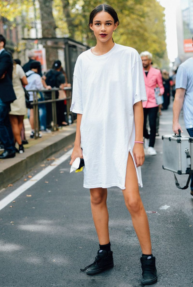 Oversized T Shirts For Women Best Looks To Try (6)