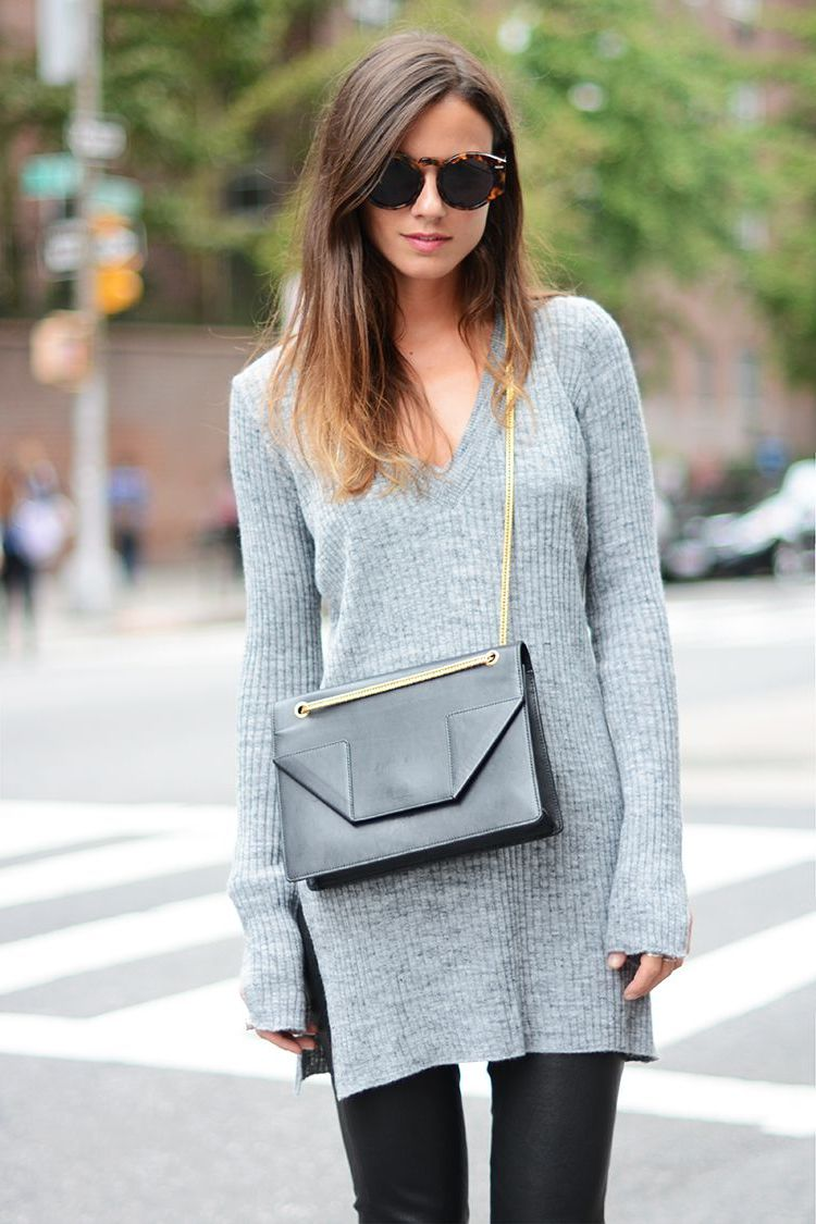 Sweaters For Women Street Style Ideas How To Wear (11)