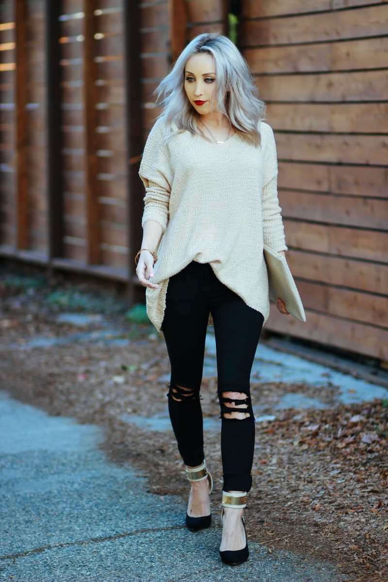 Sweaters For Women Street Style Ideas How To Wear (12)