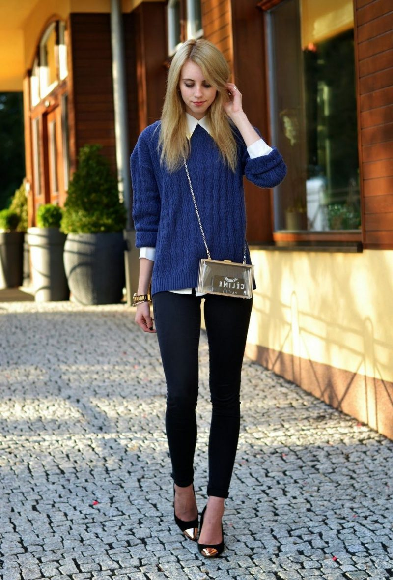 Sweaters For Women Street Style Ideas How To Wear (16)
