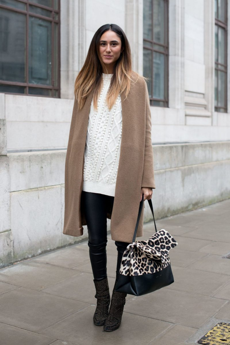 Sweaters For Women Street Style Ideas How To Wear (20)