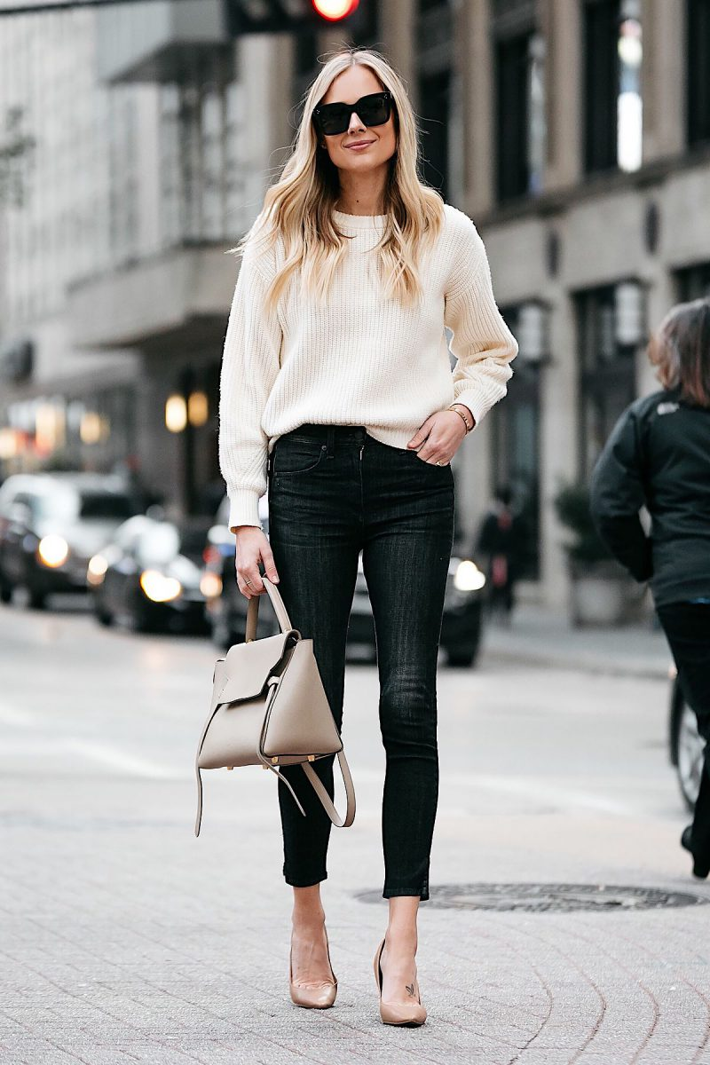 Sweaters For Women Street Style Ideas How To Wear (21)