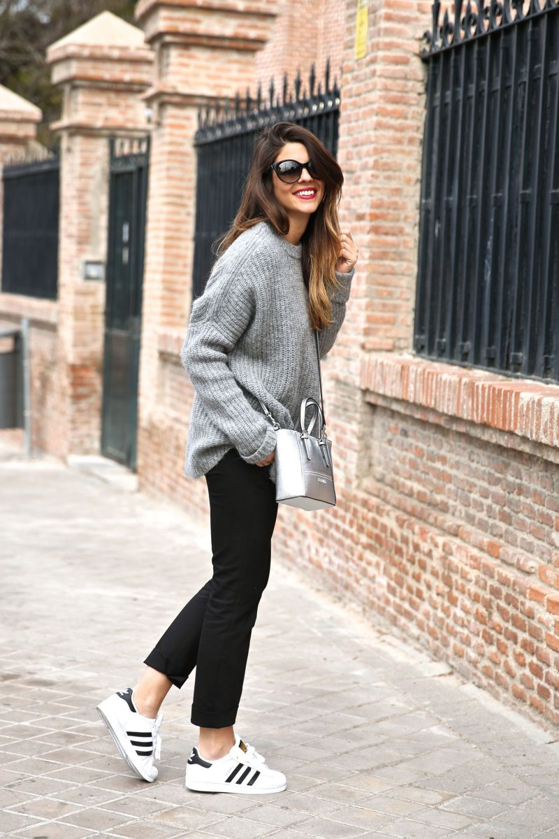 Sweaters For Women Street Style Ideas How To Wear (29)