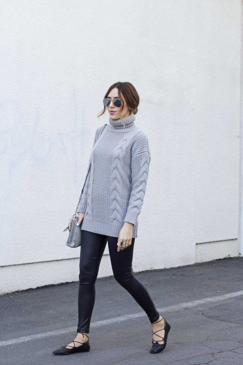 Sweaters For Women Street Style Ideas How To Wear (3)