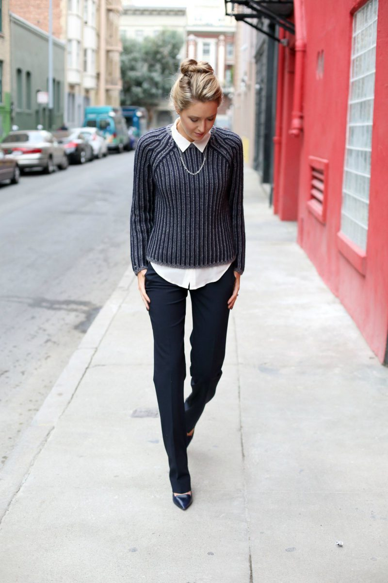 Sweaters For Women Street Style Ideas How To Wear (5)