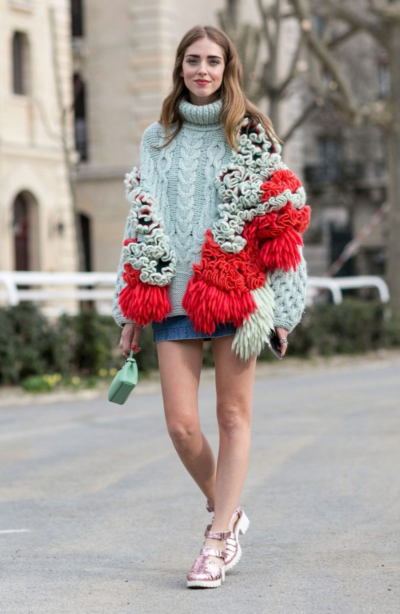 Sweaters For Women Street Style Ideas How To Wear (7)