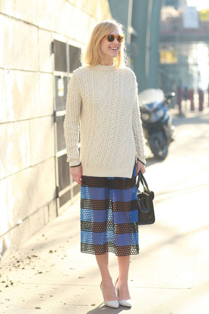 Sweaters For Women Street Style Ideas How To Wear (8)