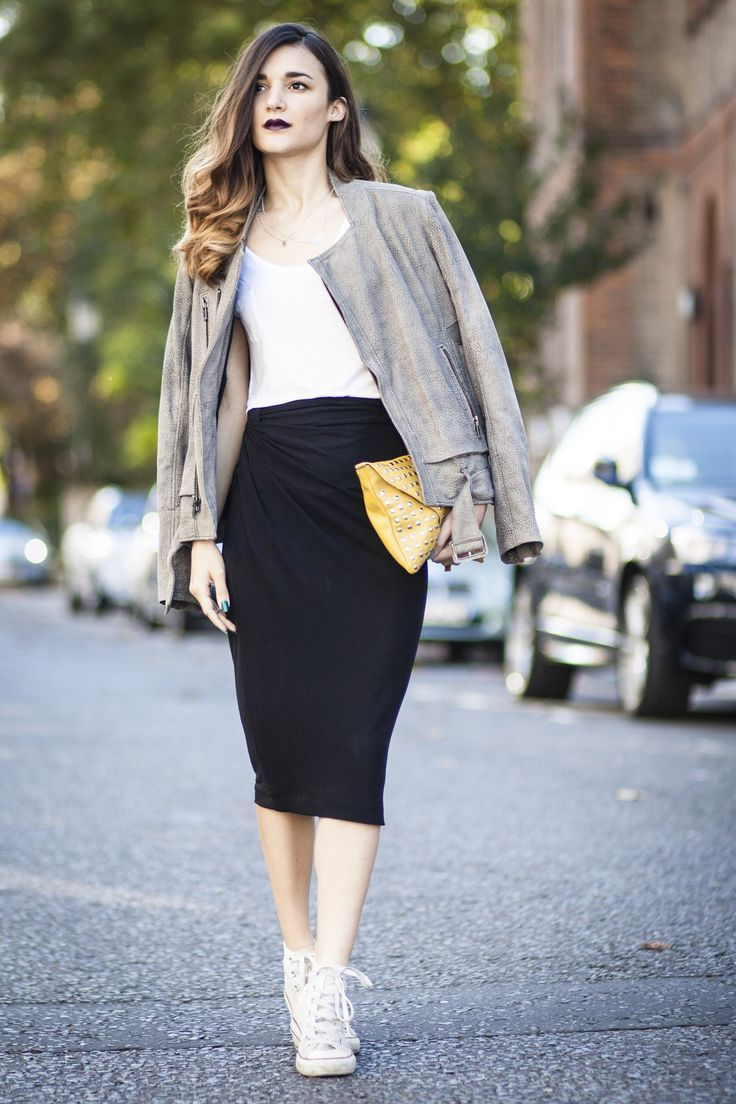Jackets To Wear With Black Pencil Skirts 2019