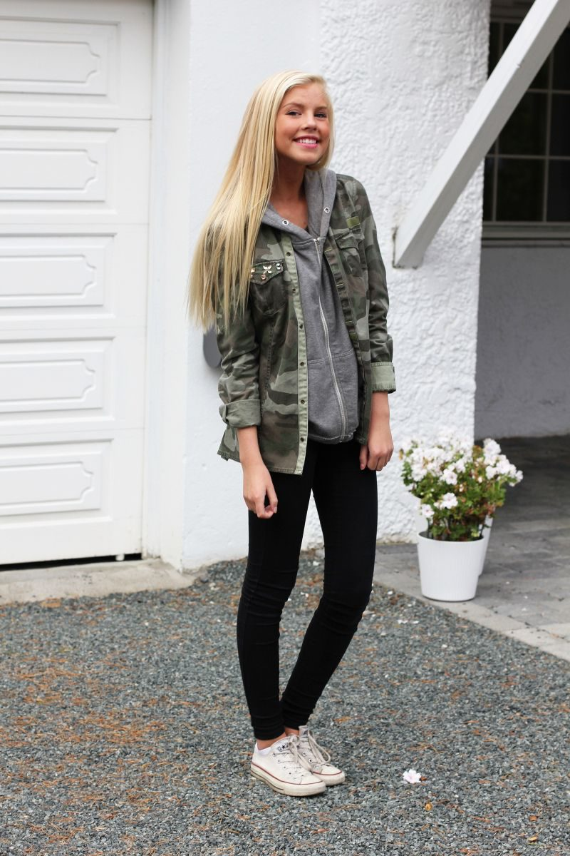 How To Style Hoodies For Women 2020
