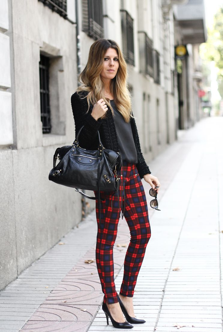 Checkered Pants Are Back In Style 2019