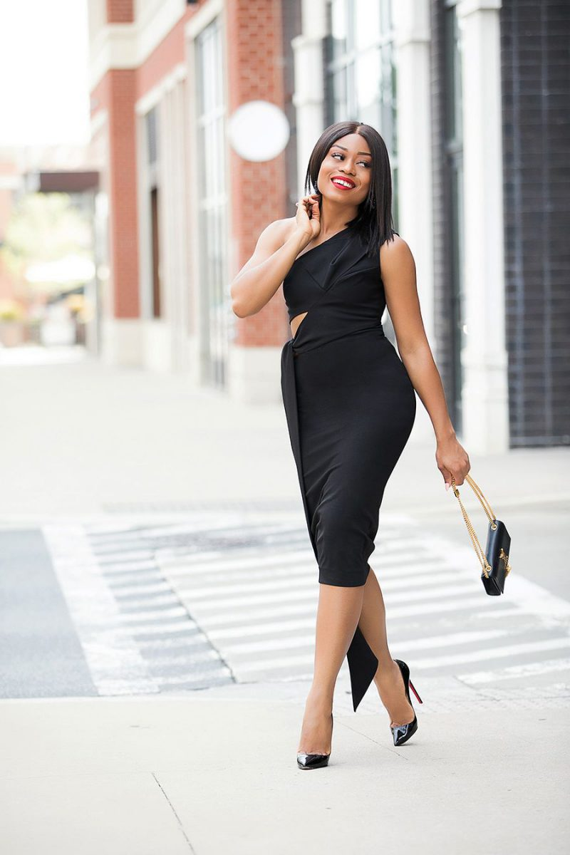 Black Heels Outfit Ideas 2019