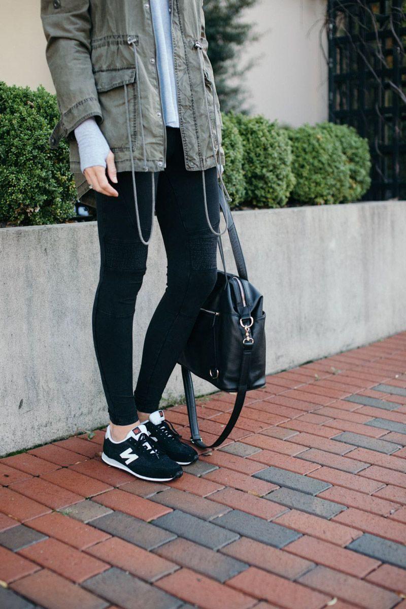 Black Leggings For Women Best Looks 2019
