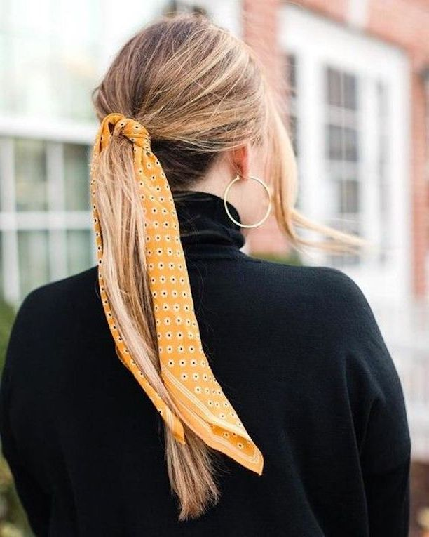 Headscarves For Women Simple Ideas How To Tie 2019