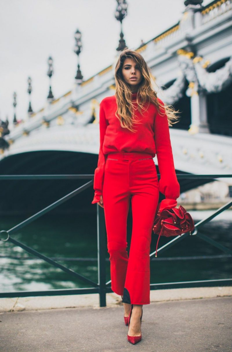 How to Wear Red Pants 2020 ⋆ FashionTrendWalk.com