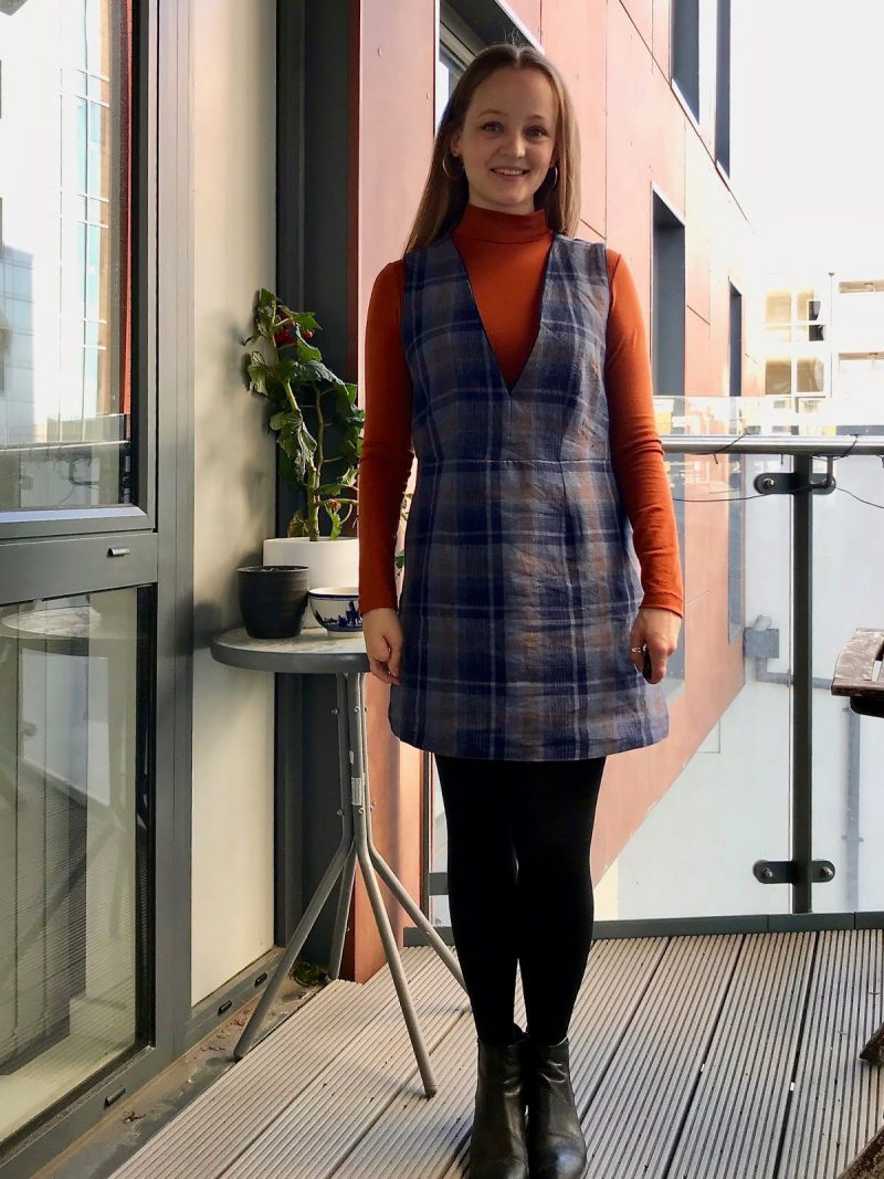 How To Style Tartan Dresses 2020