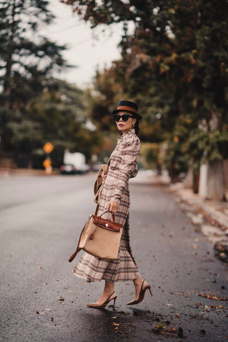 How To Style Tartan Dresses 2019