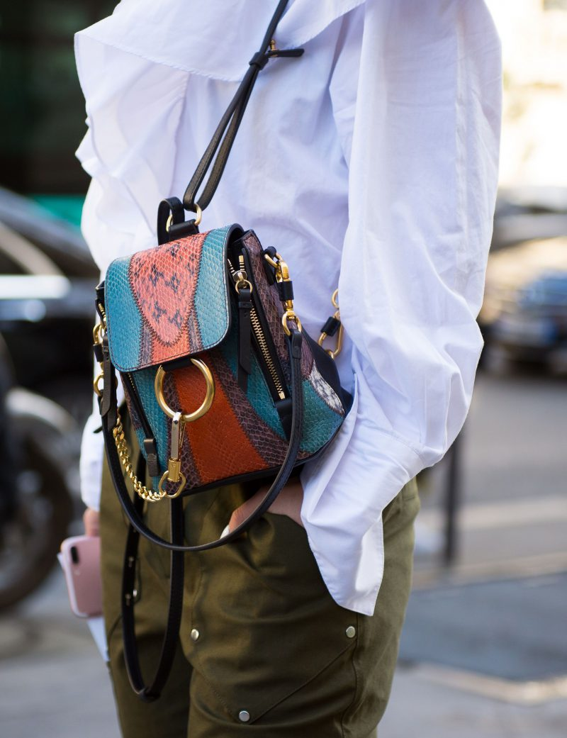Backpack Purses Inspiring Looks 2019