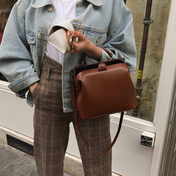 How To Style Plaid Pants For Women 2021