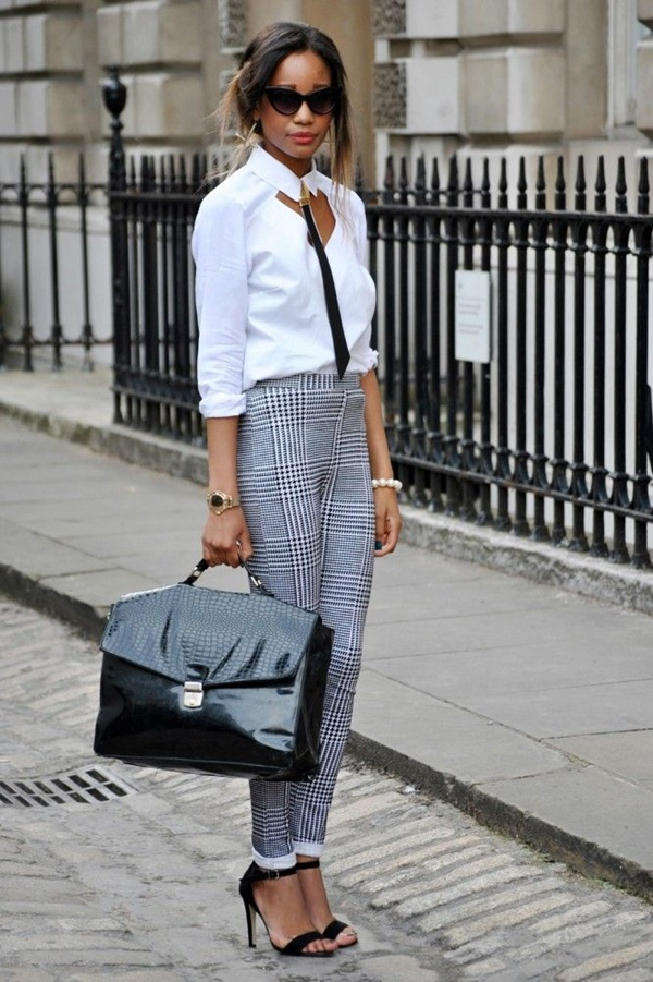 How To Style Plaid Pants For Women 2020