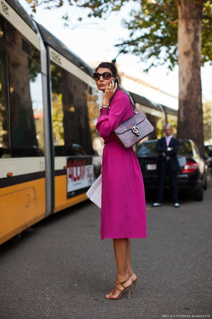Magenta Is The Next Favorite Color In Fashion 2019