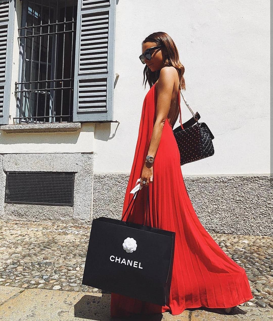 Can I Wear Red Maxi Dress This Summer 2019