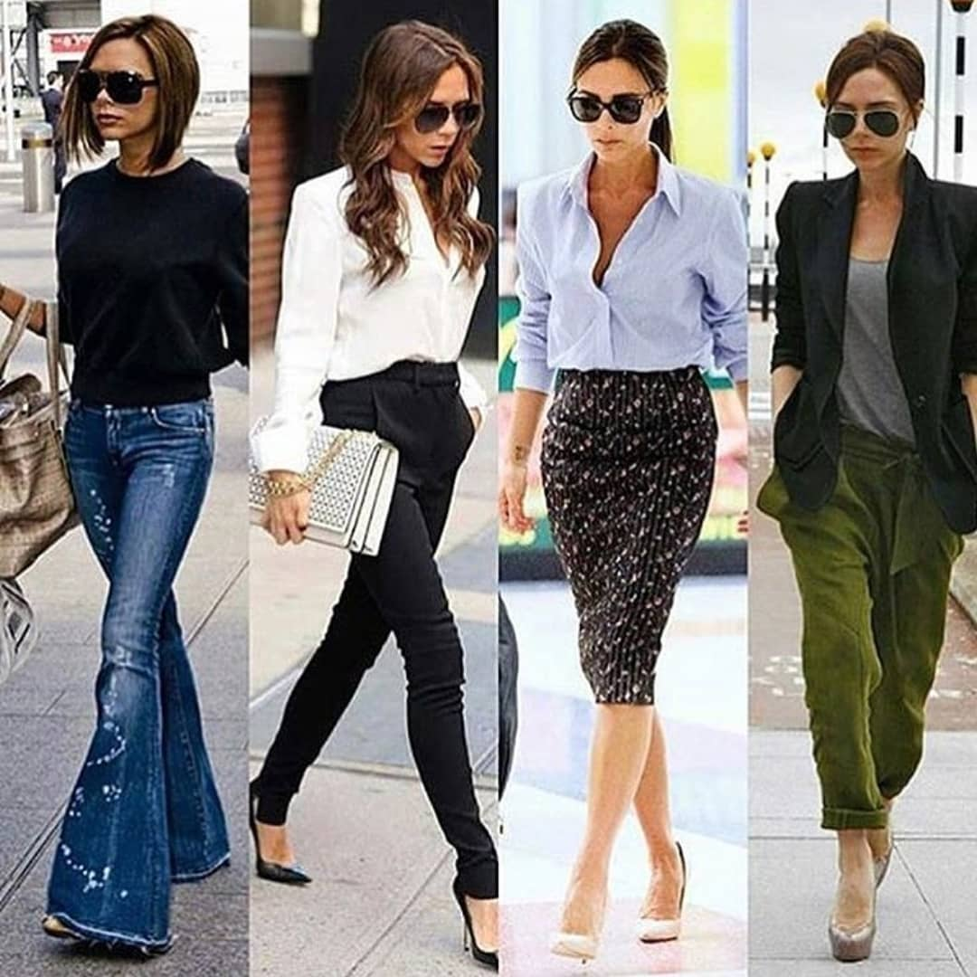 What Are The Most Popular Victoria Beckham Outfit Ideas 2019