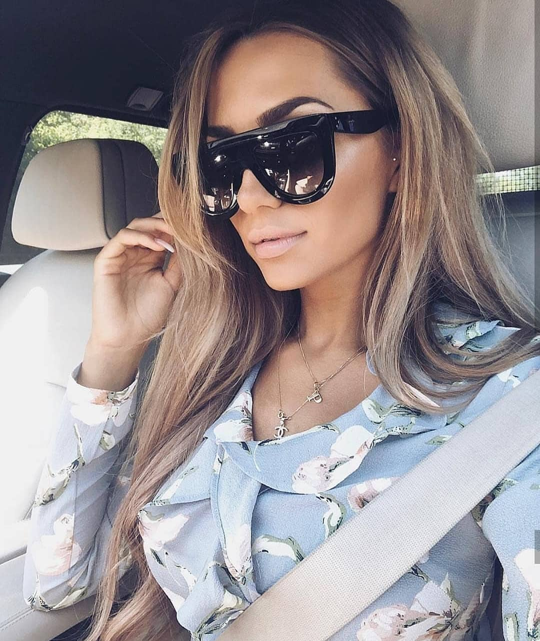 Are Flat Brow Sunglasses In Style This Summer 2019