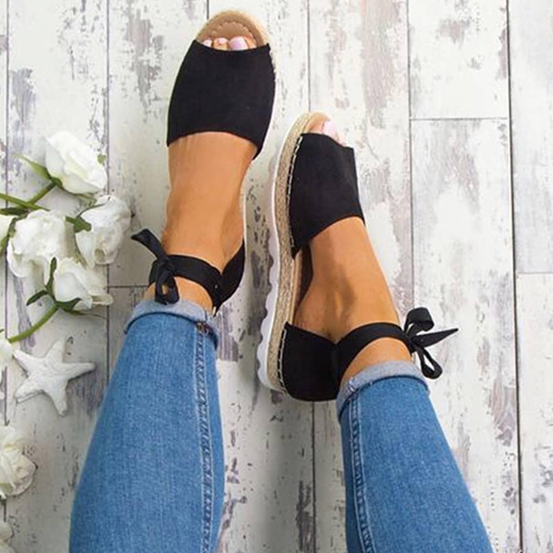 Best Summer Shoes: Espadrille Sandals 2019