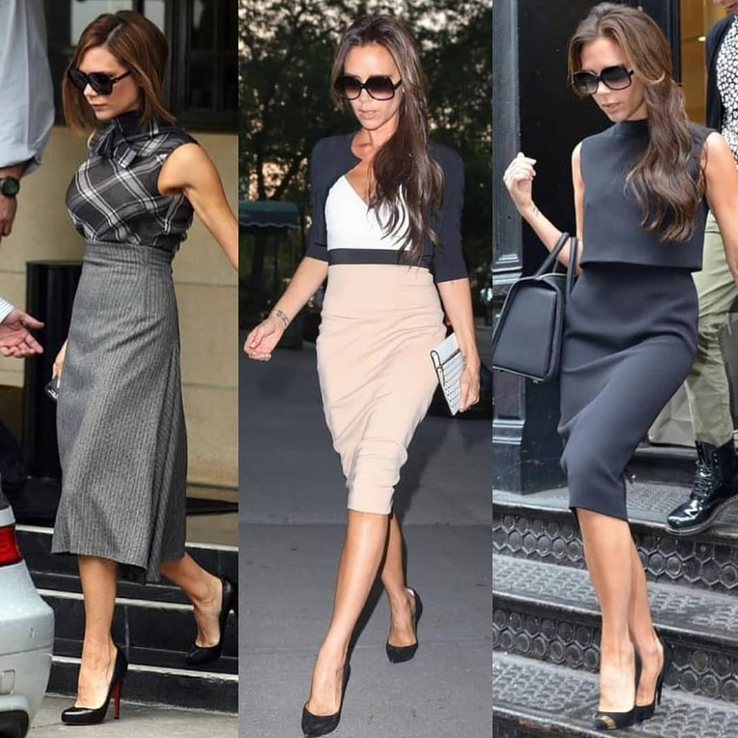 What Are The Best Skirts By Victoria Beckham 2019