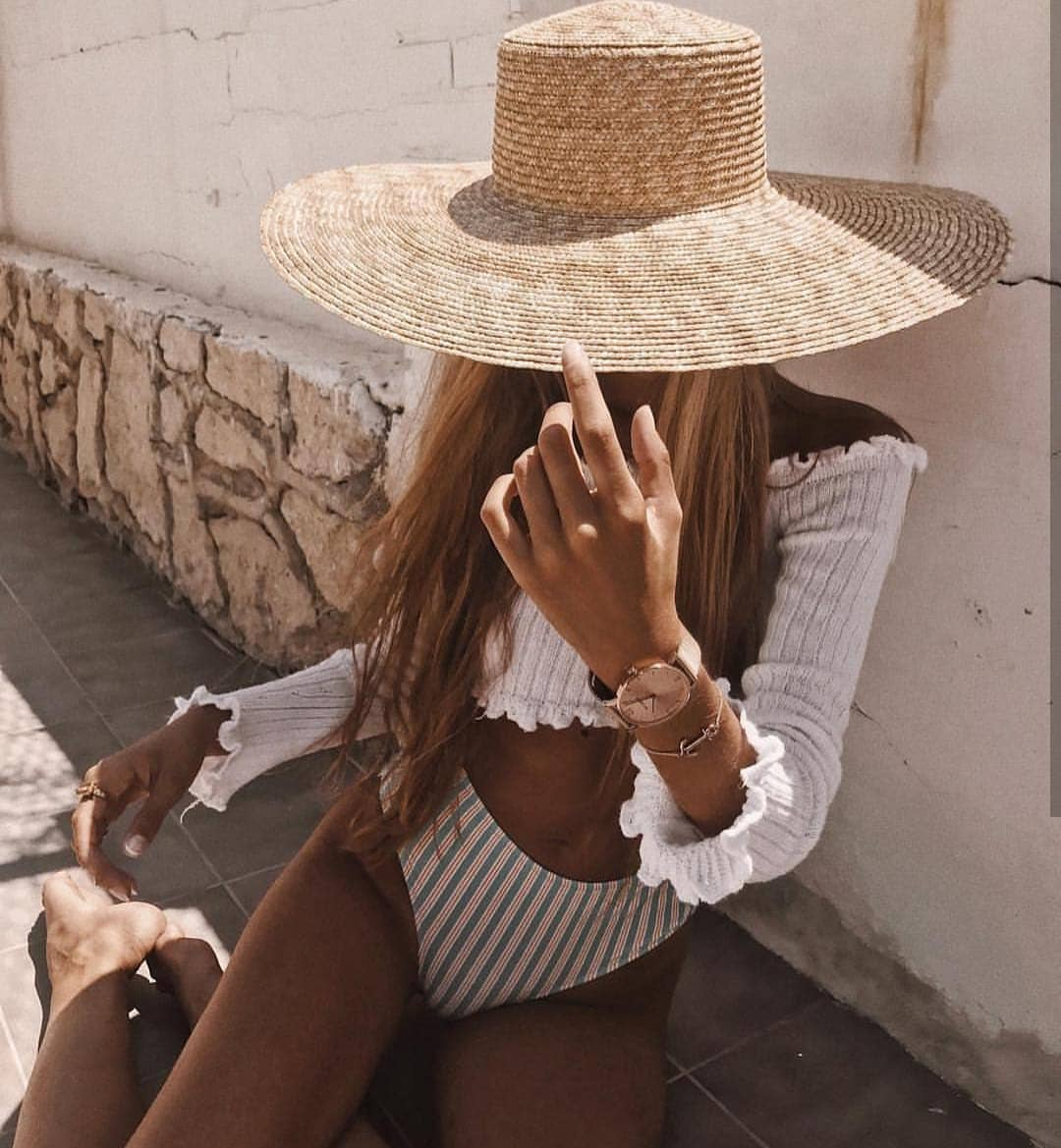 White Off Shoulder Knitted Crop Top With Long Sleeves For Summer Vacation 2019