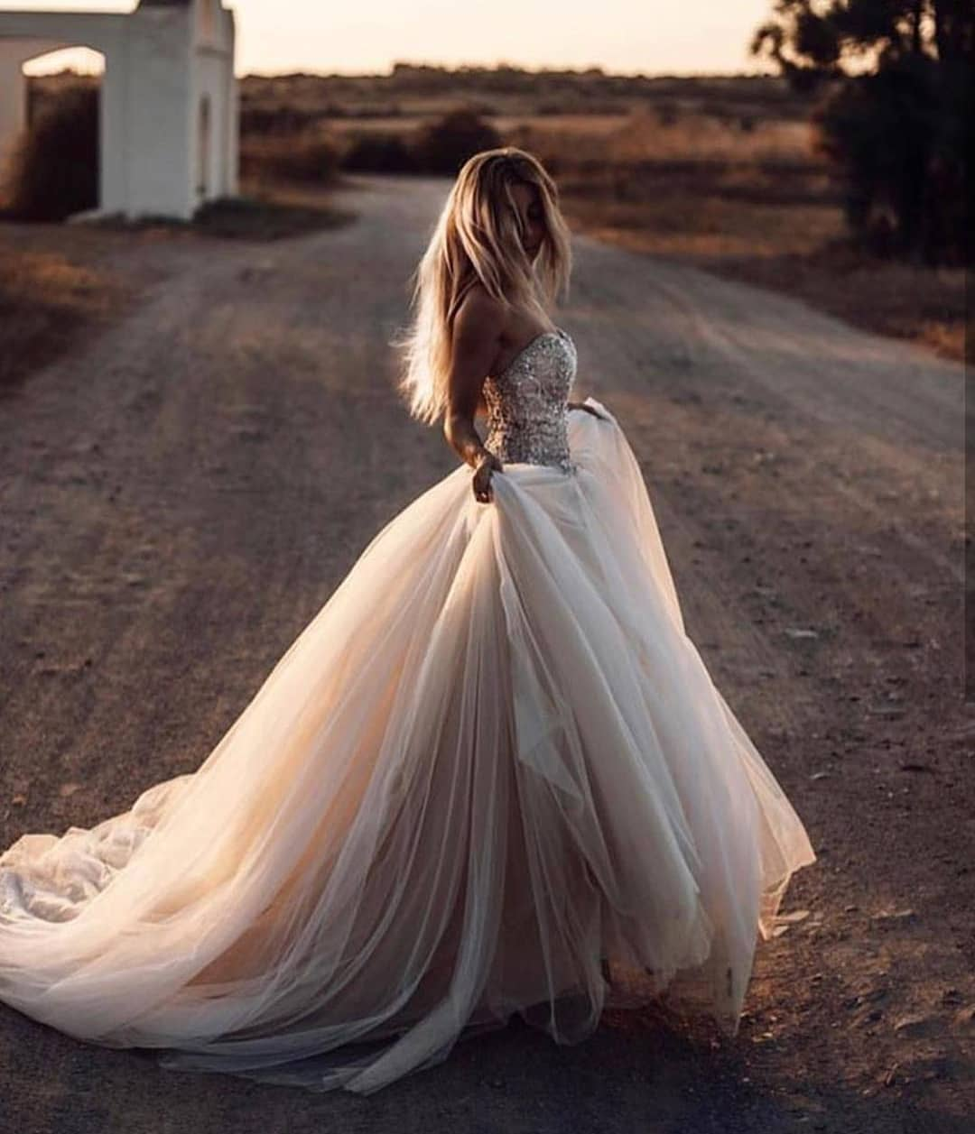 An Ideal White Wedding Dress For Upcoming Summer 2020