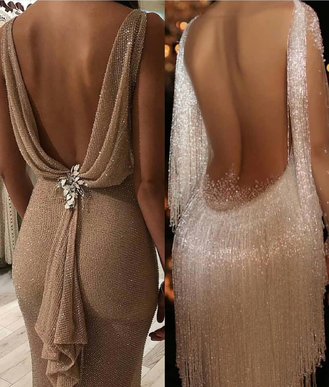 Open Back Dresses For Special Occasions 2019