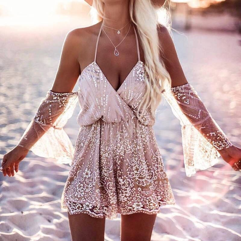 Can I Wear Pink Bohemian Playsuit For Coachella This Year 2019