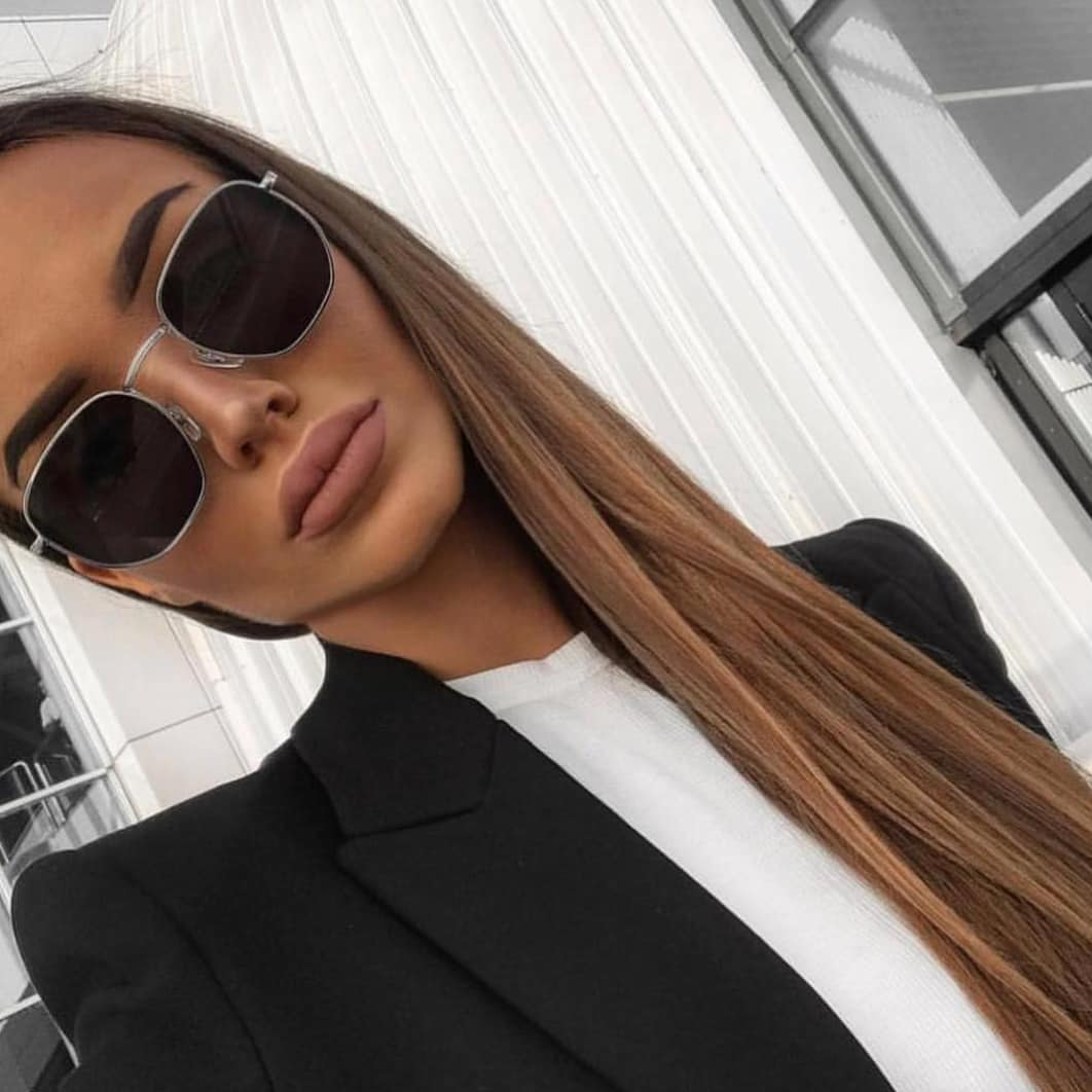 How To Wear Geometric Shaped Sunglasses For Summer 2019