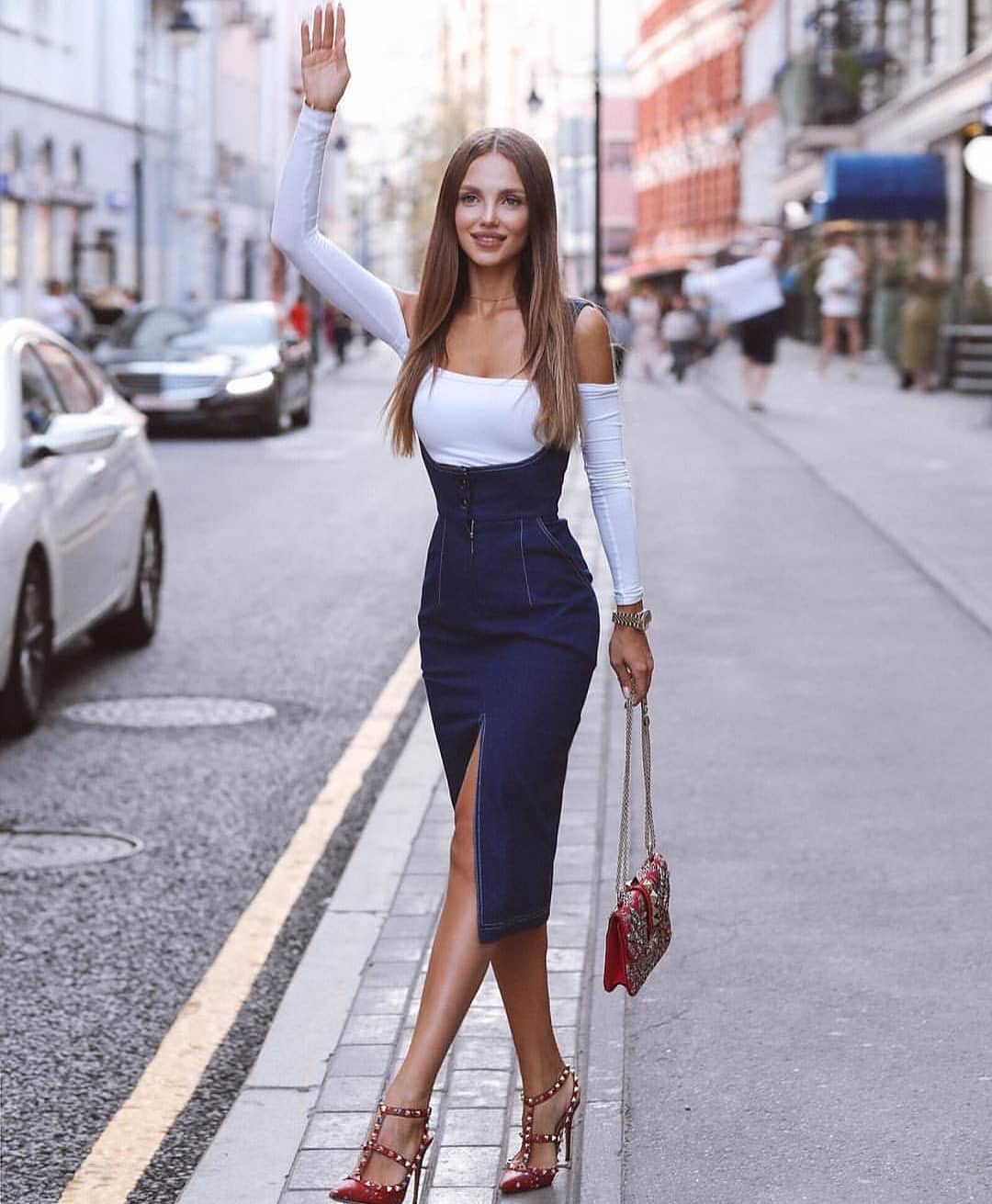 Are Denim Overall Skirts Still In Trend 2021