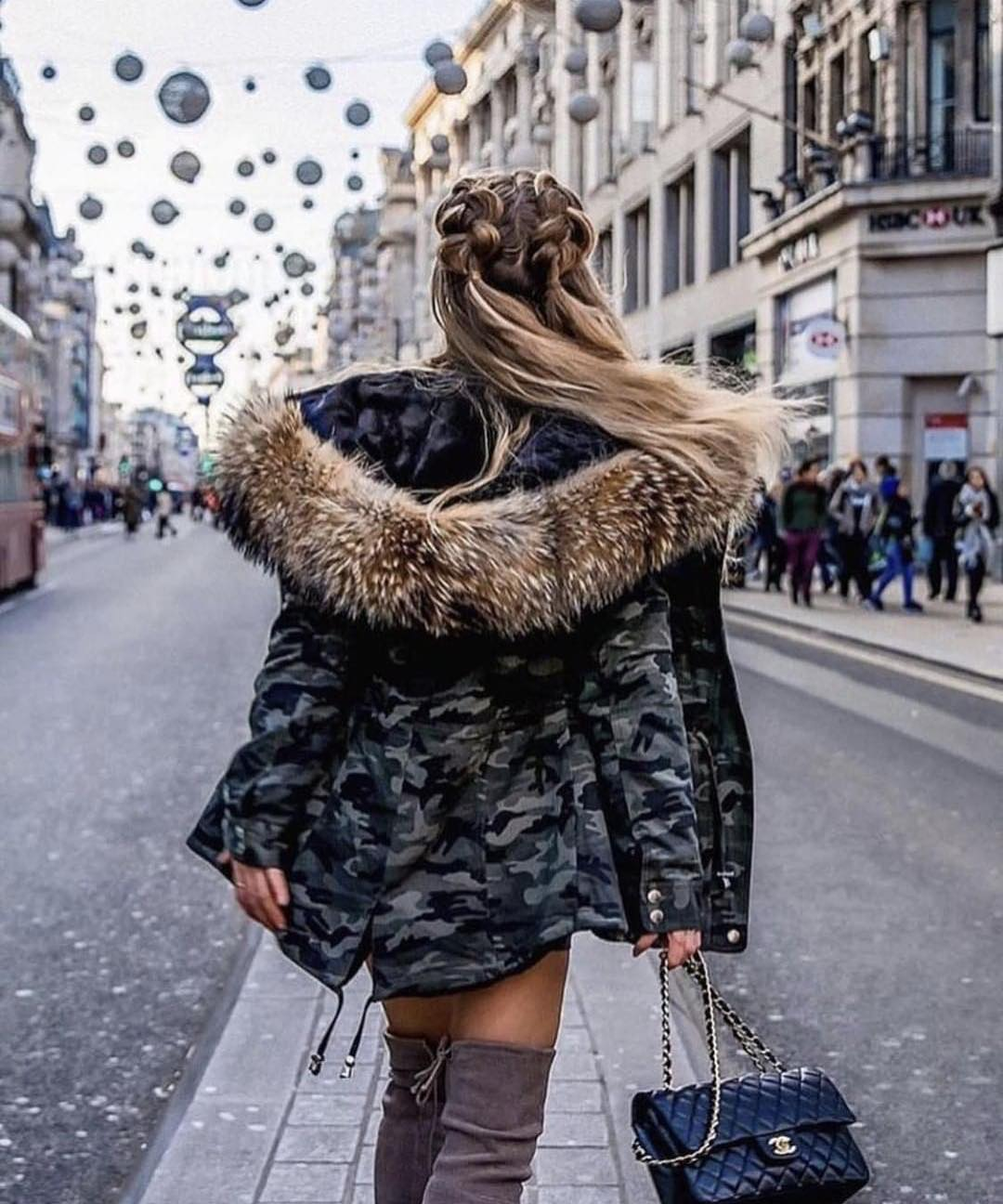 Are Camouflage Print Parkas In Style This Fall 2019